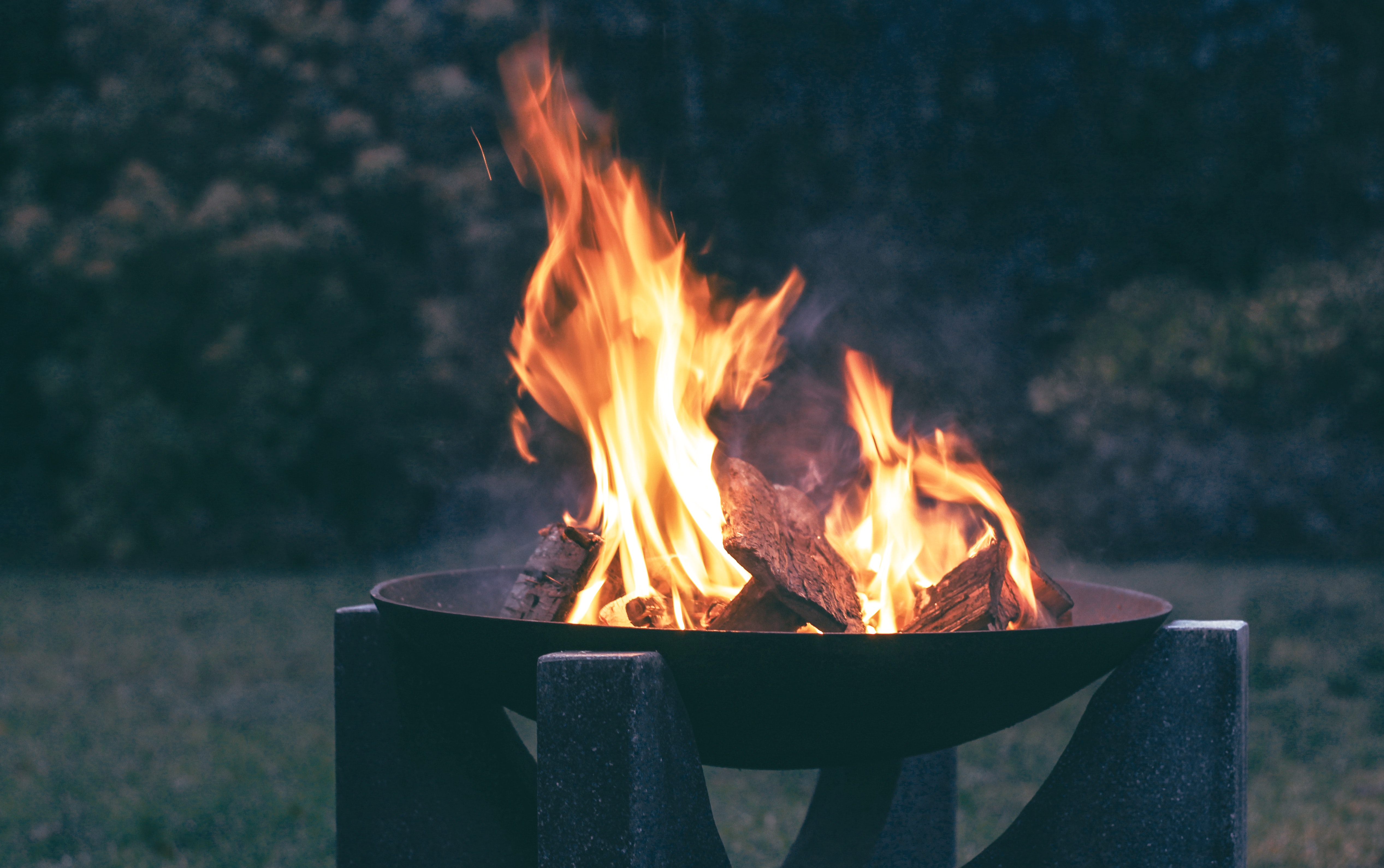 Image of: Cooking Ideas For Your Fire Pit Glowing Embers Official Blog