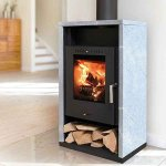 Aduro Asgard 7SK - 5kw Defra Approved Wood Burning Stove