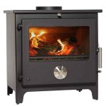 Mendip 8 - 8kw Defra Multifuel Woodburning Stove