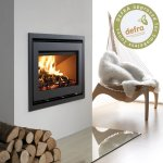 Westfire Uniq 32 Defra Approved Inset Stove With Narrow Frame