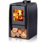 Amesti Nordic 360 8.4kw Hetas Approved Wood Burning Stove