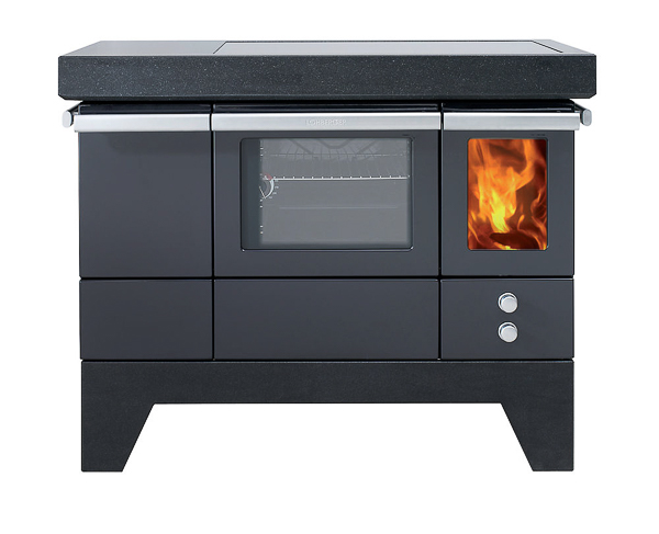 Lohberger Carat 7kw Designer Wood Burning Cooker