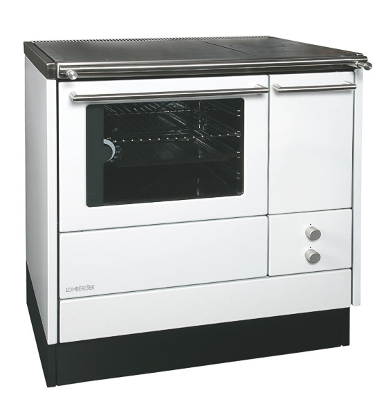 Lohberger Varioline LC75 A Classic 6kw Wood Burning Cooker