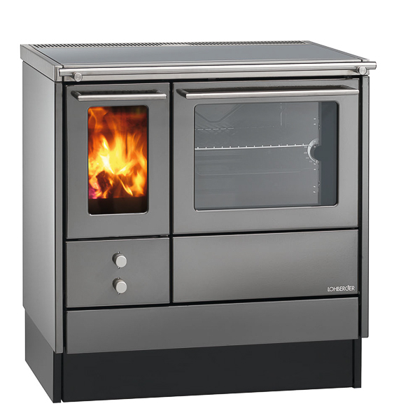 Lohberger Varioline LC80 Classic 8.2kw Wood Burning Cooker