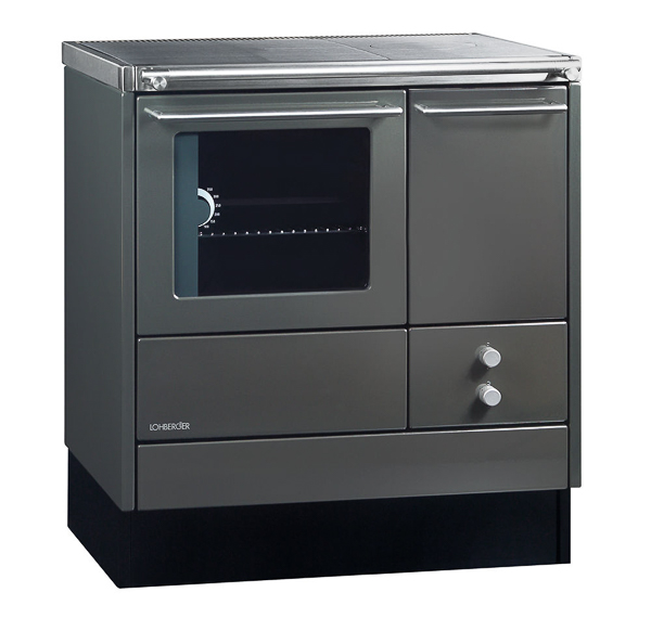 Lohberger Varioline LC75 B Classic 7kw Wood Burning Cooker