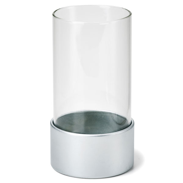 Windlight Clear Glass (Does Not Include Burner)