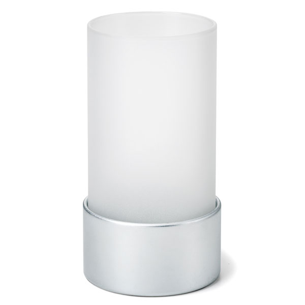 Windlight Frosty Glass (Does Not Include Burner)