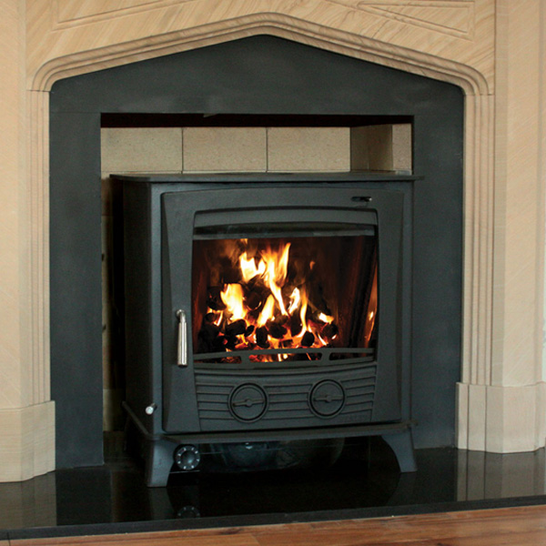 Henley Druid 21kw Multifuel Wood Burning Boiler Stove
