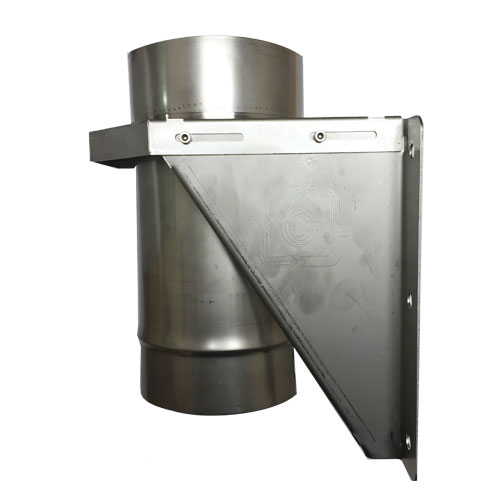 "8"" (200mm) Stainless Steel Base Support"