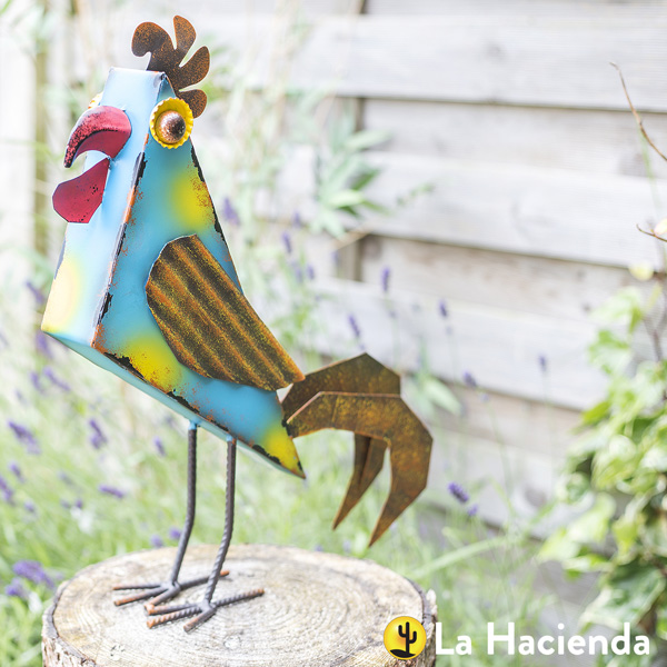 La Hacienda Steel Bird - Diego