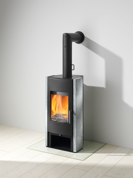 Rika Tema 6kw Defra Wood Burning Stove