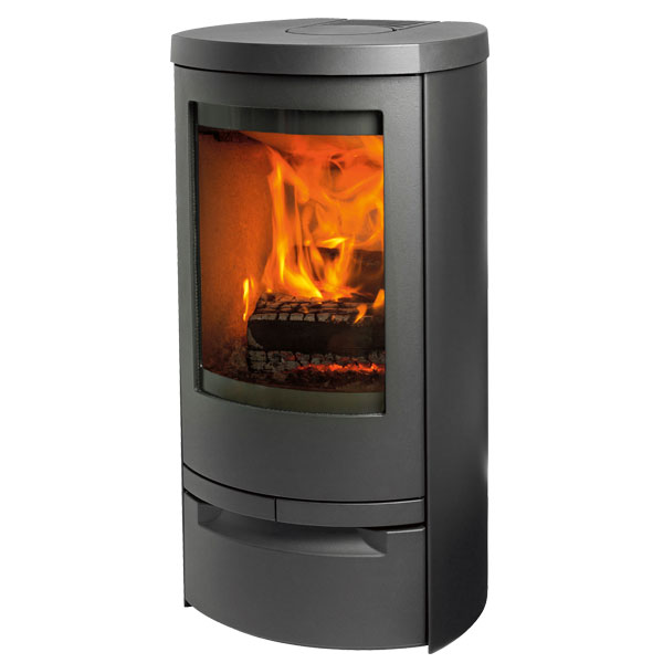 Jydepejsen Cosmo 971 Steel 5kw Defra Wood Burning Stove
