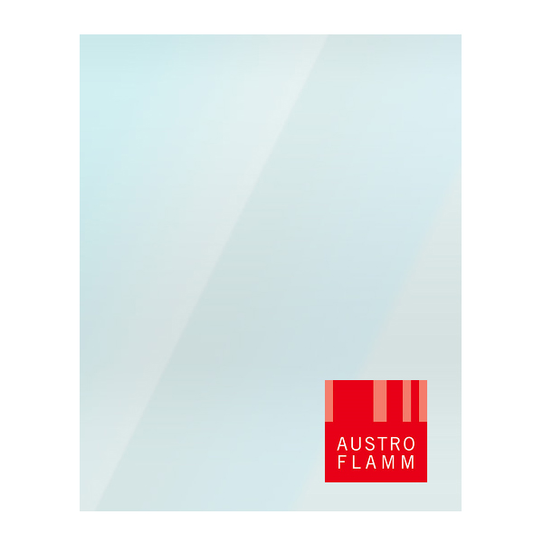 Austroflamm Replacement Stove Glass - Various Models