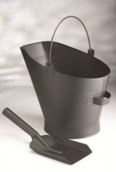 Inglenook Black Bucket & Shovel