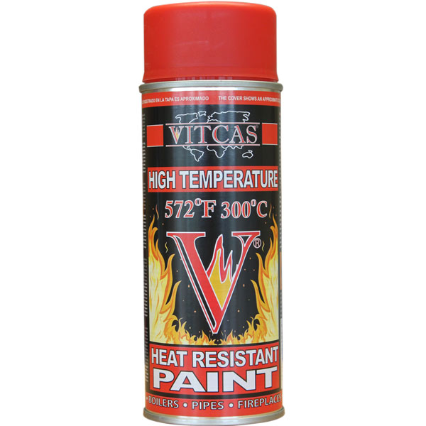Vitcas Stove Paint - Various Colours