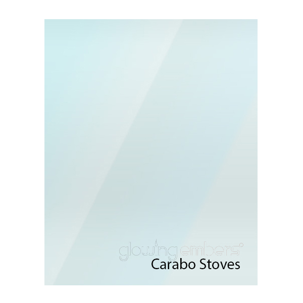 Carabo Replacement Stove Glass - Various Models