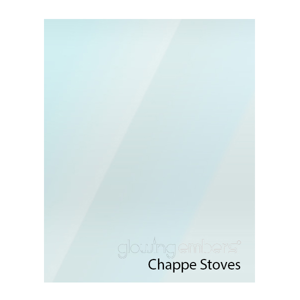 Chappe Replacement Stove Glass - Various Models