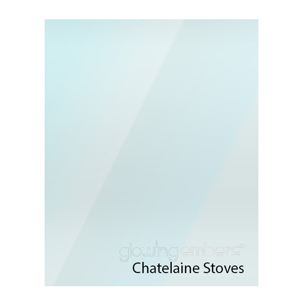 Chatelaine Replacement Stove Glass - Various Models