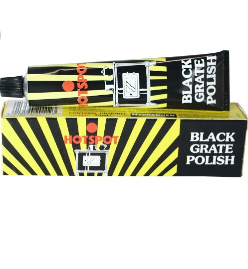 Stove & Grate Polish Black