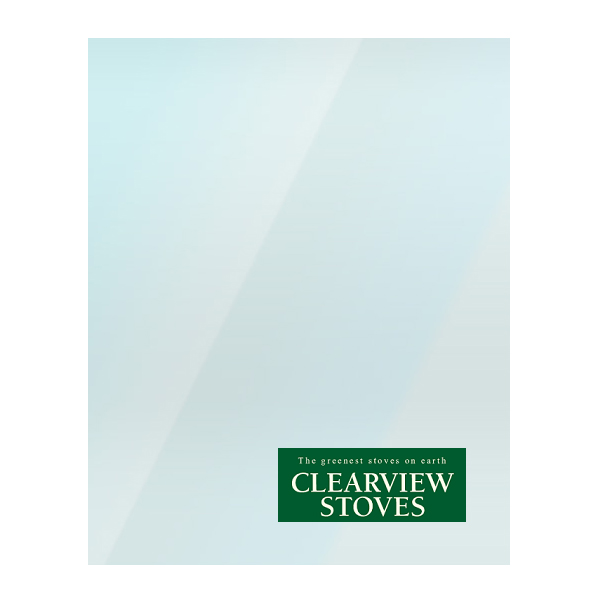 Clearview Replacement Stove Glass - Various Models