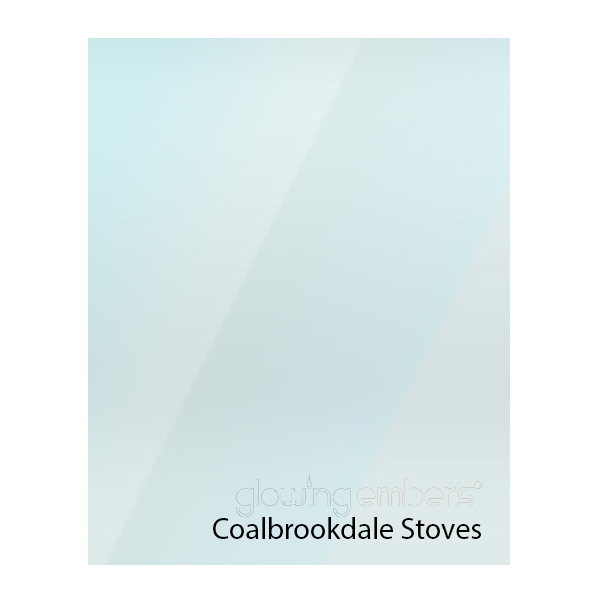 Coalbrookdale Replacement Stove Glass - Various Models