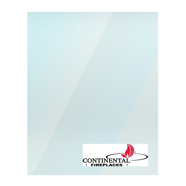 Continental Replacement Stove Glass - Various Models