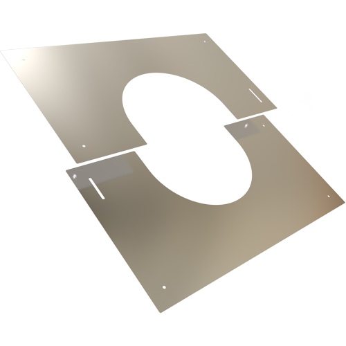 5 Inch Convesa KC 0-30 Degree Finishing Plate