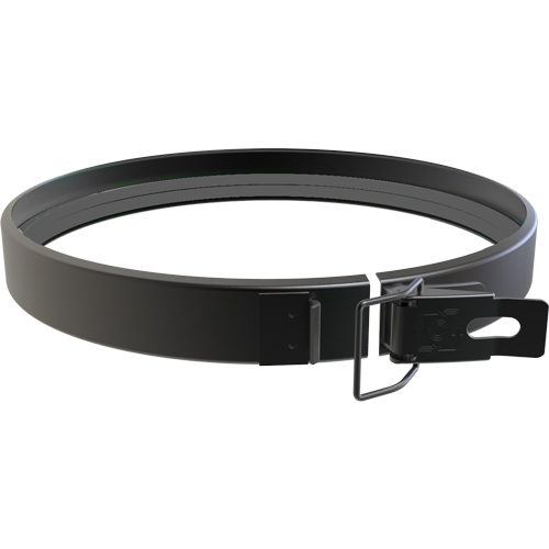 7 Inch Convesa KC Locking Band - Black