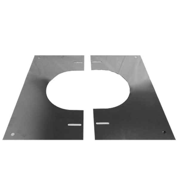 8 Inch Convesa KC 0-30 Degree Finishing Plate