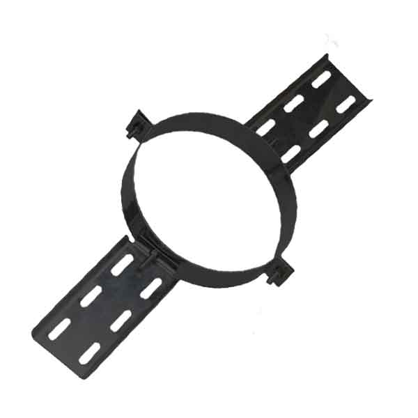 7 Inch Convesa KC Roof Support - Black