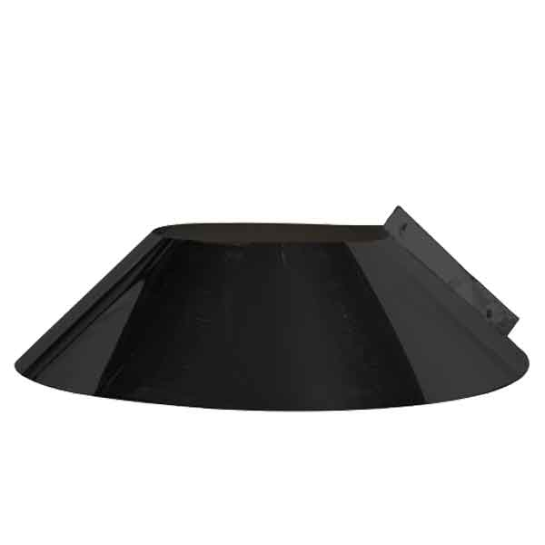 7 Inch Convesa KC Storm Collar - Black