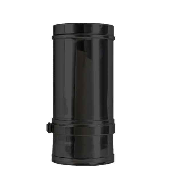 7 Inch Convesa KC 500-880mm Adjustable Length Insulated - Black