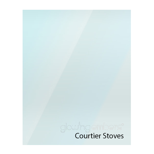 Courtier Replacement Stove Glass - Various Models