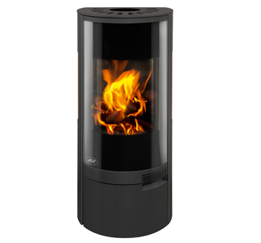 Aga Dorrington 6kw Defra Approved Wood Burning Stove - Graphite
