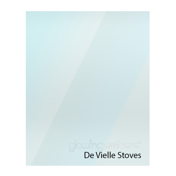 De Vielle Replacement Stove Glass - Various Models