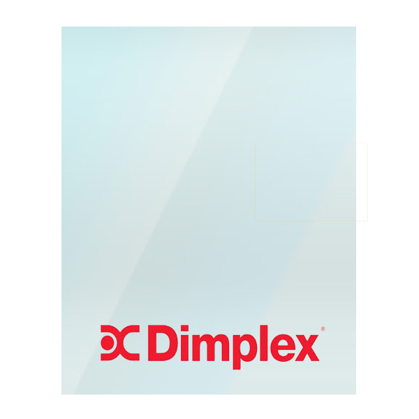 Dimplex Replacement Stove Glass - Various Models