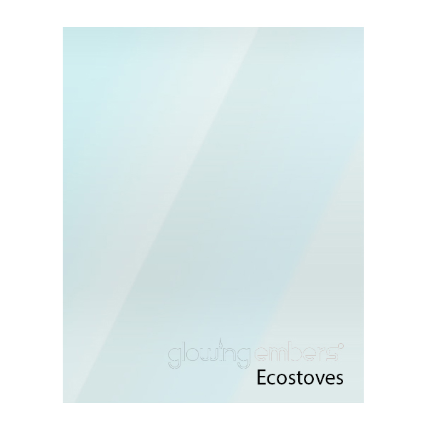 Ecostoves Replacement Stove Glass - Various Models