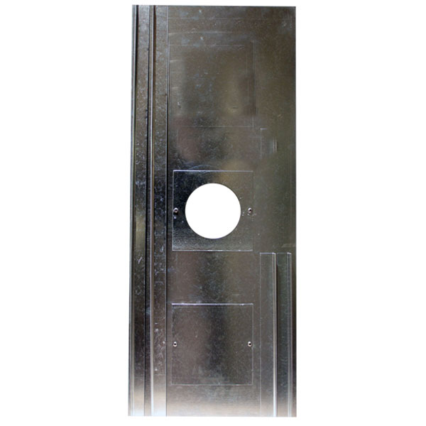 Chimney Register Plate 1200mm x 600mm With Inspection Hatch