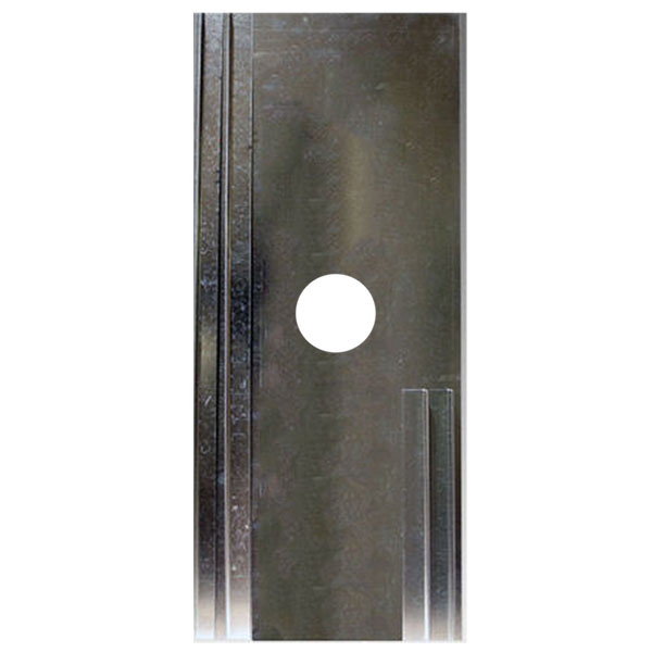 Chimfit Register Plate 1200 x 600mm for 4, 5 & 6 Inch Stove Pipe