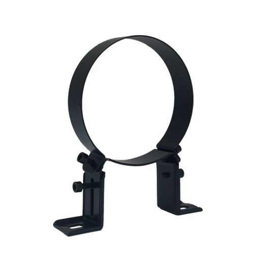 "Adjustable Wall Bracket - Pellet Pipe 4"" (100mm)"