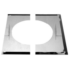 5 Inch (125mm) Finishing Plate 0-30 degrees