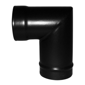 90 Elbow Plain 4""