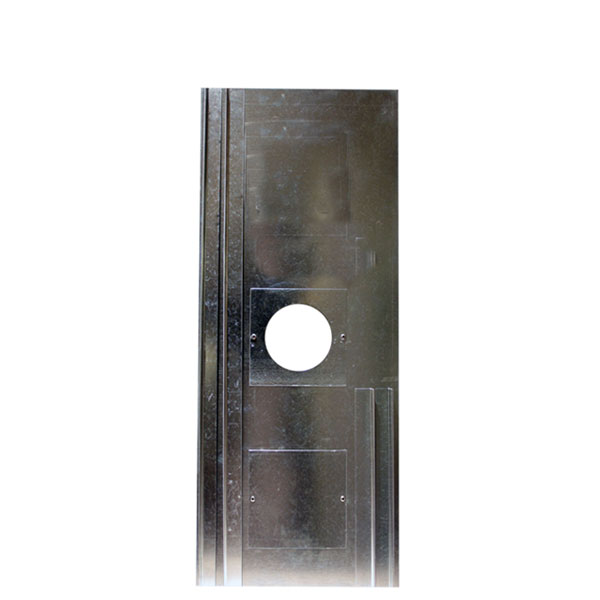 Chimney Register Plate 800mm x 400mm With Inspection Hatch