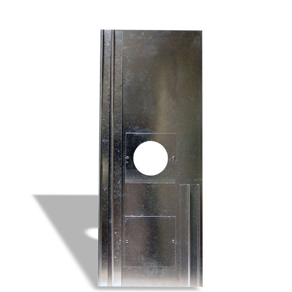 Chimney Register Plate 1000mm X 400mm With Inspection