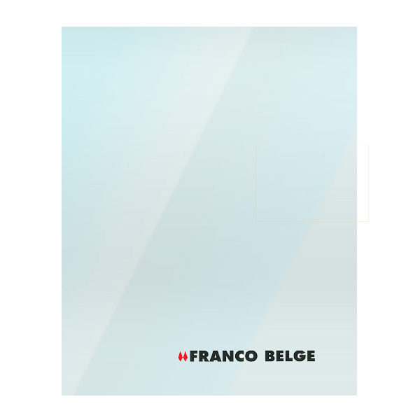 Franco Belge Replacement Stove Glass - Various Models