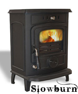The Slowburn Gabriel 5kw Wood Burning Boiler Stove
