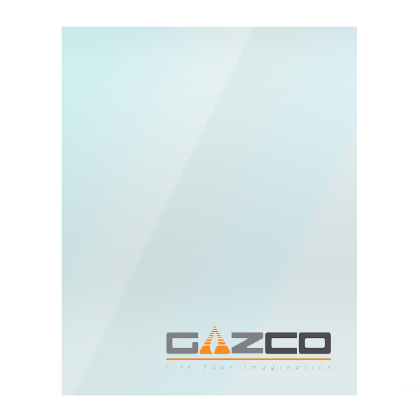 Gazco Replacement Stove Glass - Various Models
