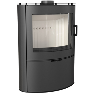 Kratki Koza 10kw Contemporary Wood Burning Stove