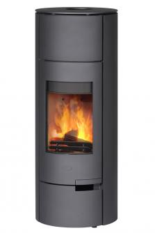 Contemporary Woodburning Stove - 7kw Home Wood Como Classic