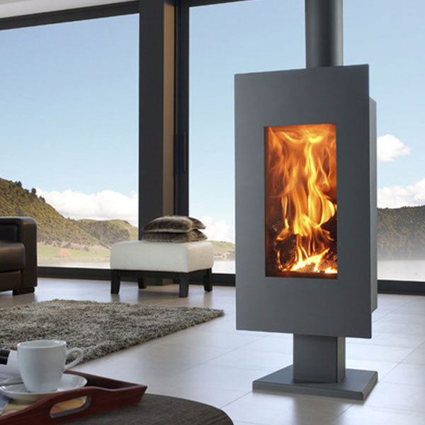 Panadero Osaka 7 10kw Contemporary Wood Burning Stove